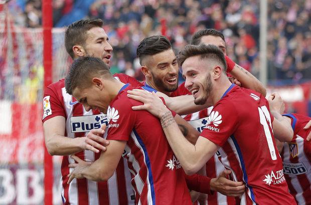 Atletico Madrid: 3 - Eibar: 1
