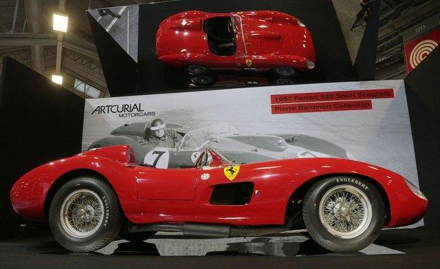 En pahalı ikinci Ferrari
