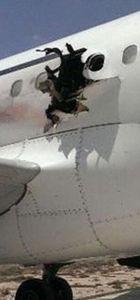 Somali uçağındaki patlamanın sebebi belli oldu