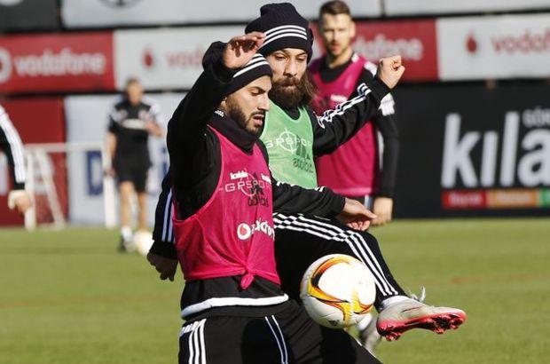 Olcay Şahan Ricardo Quaresma Beşiktaş