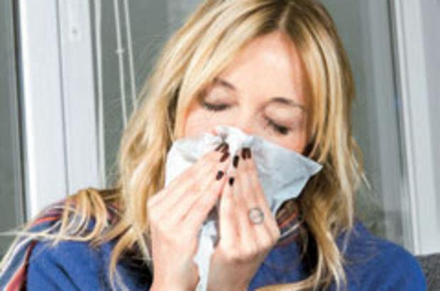 Grip yeni yılla zirve yaptı