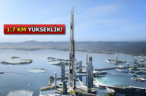 İşte dünyanın en uzun binası