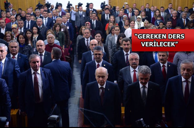 Mahkemeye giden MHP'li muhaliflere sert 'kurultay' yanıtı!