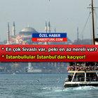 İstanbul'a 1 yılda en fazla nereli geldi?