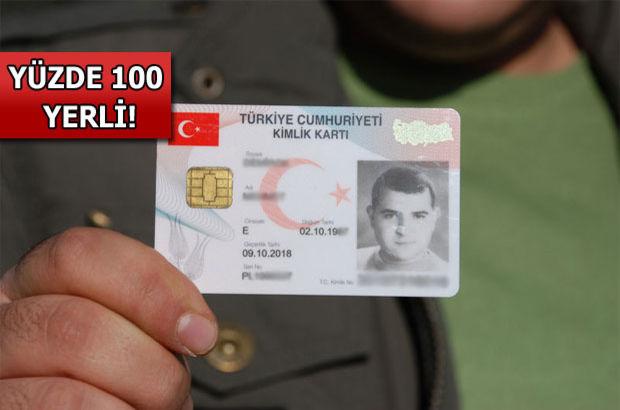 Türkiye yeni kimlik kartlarına hazırlanıyor