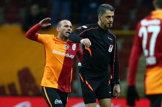 Galatasaray Wesley Sneijer