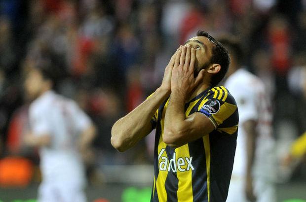 Fenerbahçe Mehmet Topal