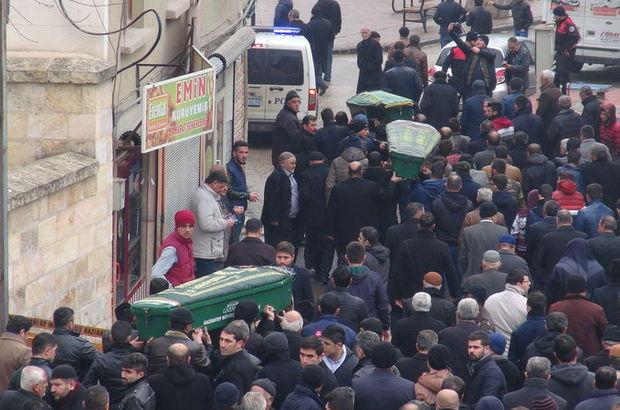 Gaziantep'te 9 kişiyi öldüren zanlı firarda