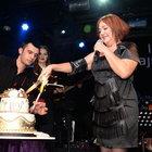 Nazan Öncel, 60'ıncı yaşını kutladı