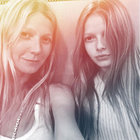 Gwyneth Paltrow'un kızı Apple kopyası