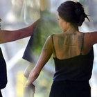 Angelina Jolie'nin 3 yeni dövmesi ne anlama geliyor?