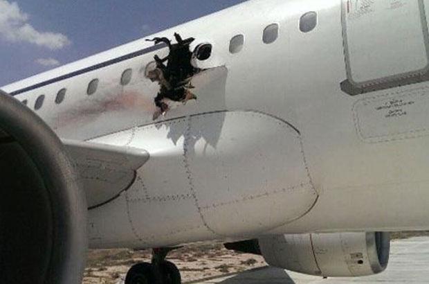 'Somali bombacısı THY uçağına binecekti'