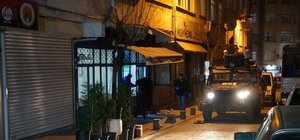 Beyoğlu'da dernek lokaline ses bombası atıldı
