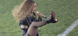 Beyonce'dan olay dans