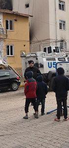 Sur'daki sokağa çıkma yasağı genişletildi