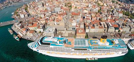 Demircan: Galataport, kente denizden giriş kapısı olacak
