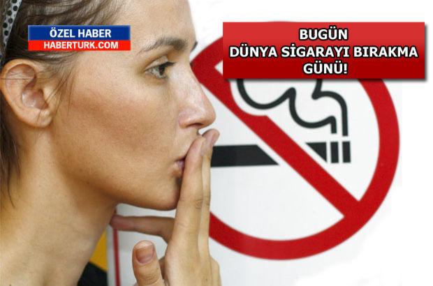 İşte sigarayı bırakmanın sırrı!