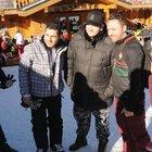 Şahan Gökbakar'ın Bulgaristan'da kayak tatili