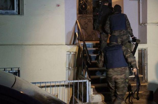 O eve girildi, terör örgütünün Ankara sorumlusu yakalandı
