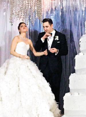 Milyon dolarlık düğün