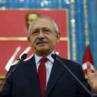 CHP lideri Kılıçdaroğlu'ndan açıklamalar