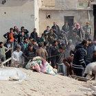 """Suriye'nin İdlib kentinde """"yer altı"""" hastanesi"""