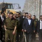 İsrail sınırda güvenliği artıracak
