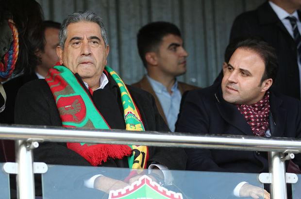 Mahmut Uslu: Bizim seyircimizi de almadılar