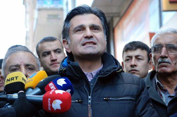 HDP'li Pir'in fezlekesi Bakanlık'ta