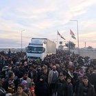 BM ve AB'den Türkiye'ye: Sınırlarınız açın