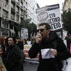 Yunan çiftçilerin eylemi milyonlarca euroya mâl olabilir