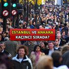 Dünyanın en kalabalık 91 şehri