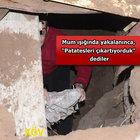 Konya'daki define hırsızları polisleri bile şaşkına çevirdi