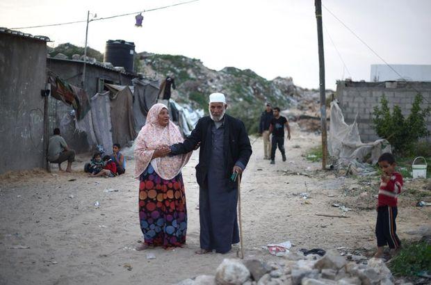 BM'den Filistin için 571 milyon dolar yardım çağrısı
