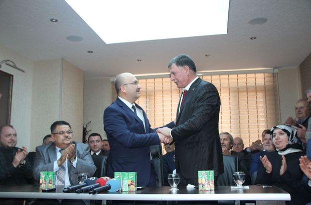 CHP'li başkan AK Parti'ye geçti!