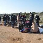 Sığınmacıları Midilli yerine Cunda Adası'na bıraktılar