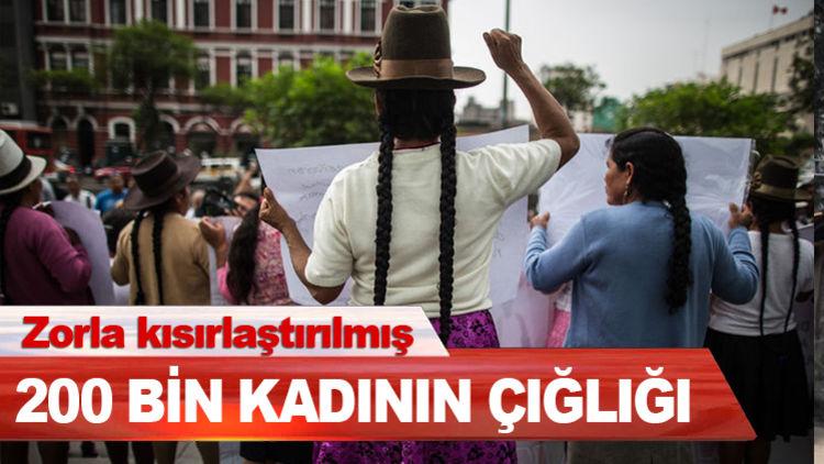 'AÇ BIRAKMAKLA' TEHDİT ETMİŞTİ