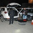 Söke'de el pompasını, el bombası anlayınca polisi alarma geçirdi