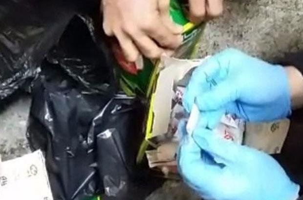 PKK bombacısı yakalandı