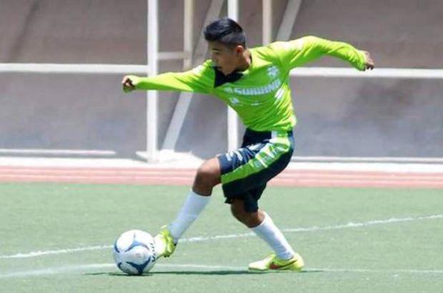 Geleceğin yıldızı Ronaldo Zinedin Hernandez Rodriguez