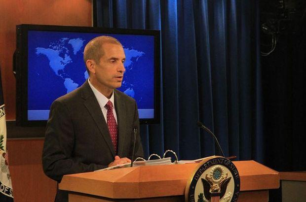 ABD YPG söylemini tekrarladı