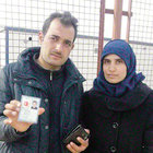 Türk pasaportu olmayan Suriyeli geline giriş izni yok