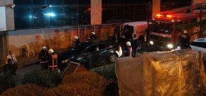 Yenişafak Gazetesi'nin eski binasına saldırı