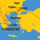 Avrupalı DAEŞ'lilerin gizli geçitleri Yunan köyleri
