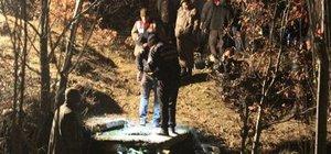 Denizli'de öldürülen kadın su kuyusuna atılmış