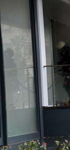 Kadıköy'de bir binanın elektrik panosunda yangın çıktı