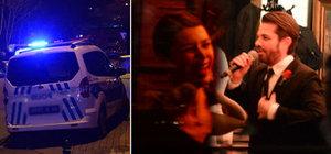Kenan Doğulu ile Beren Saat'e polis şoku