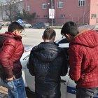 Bursa'da öğrencilere polis koruması