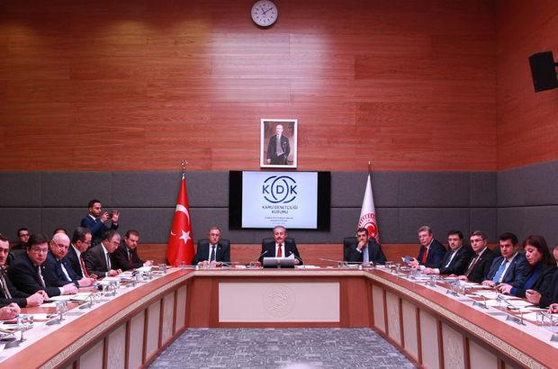 TBMM Anayasa Uzlaşma Komisyonu Ankara