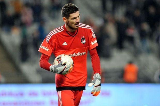 Beşiktaş'ta Denys Boyko sınıfta kaldı